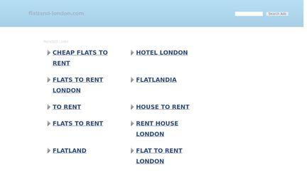 Flatland-london.com