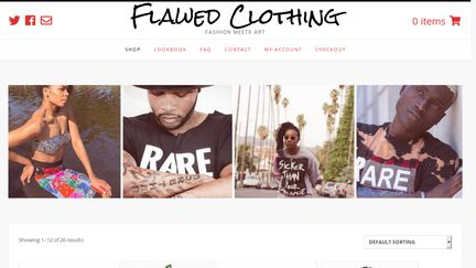 Flawed Clothing