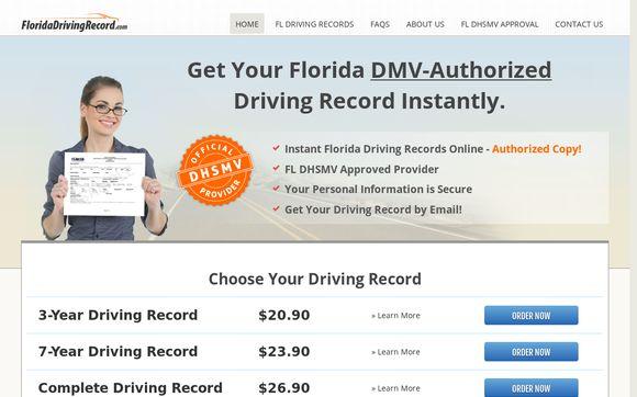 Florida-Driving-Record