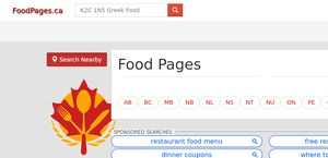 FoodPages.ca