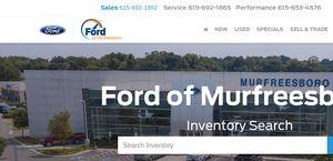 Ford Of Murfreesboro