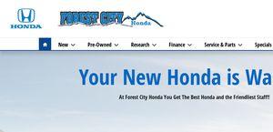 Forestcityhondanc.com