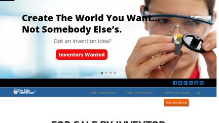 For Sale By Inventor