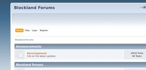 Blockland Forums