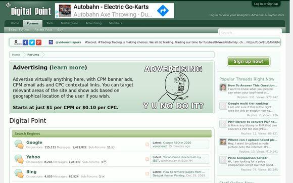 Forums.Digitalpoint