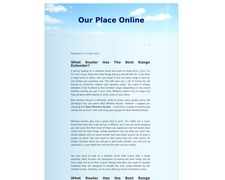 Forums.our-place-online.net