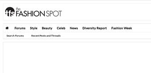 Forums.thefashionspot.com
