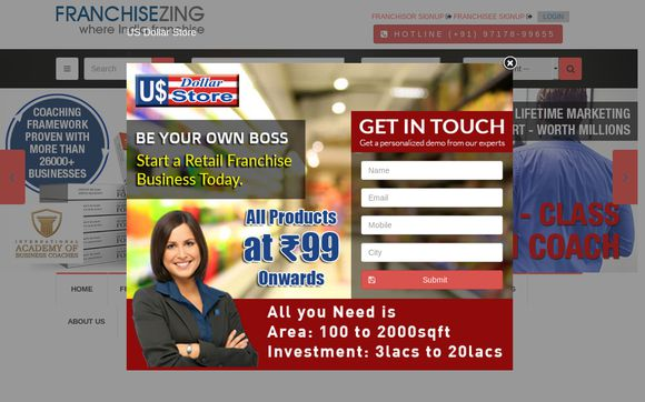 FranchiseSizing