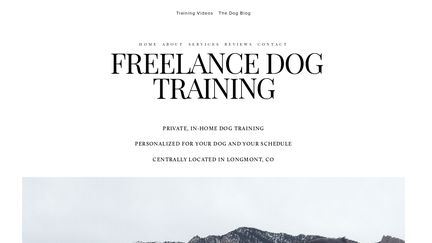 FreelanceDogTraining