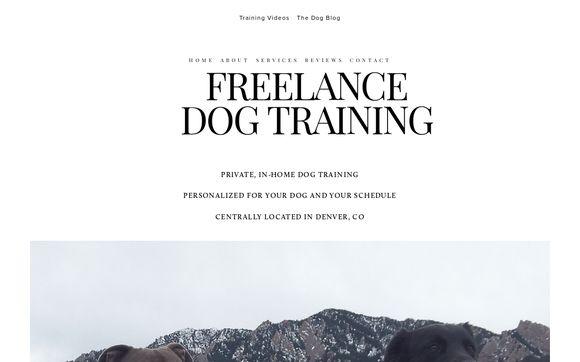 FreelanceDogTraining