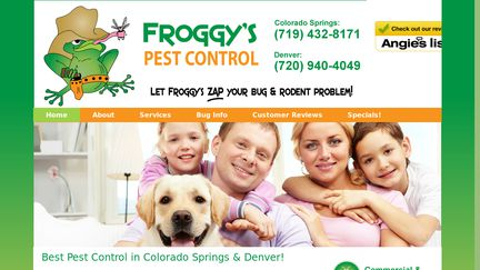FroggysPestControl