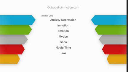 Gababellainmotion.com