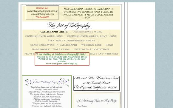GailsCalligraphy