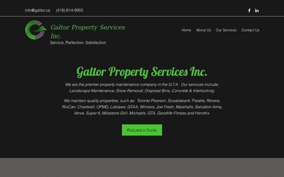 Galtor Property Services Inc.