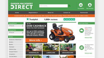 Garden Machinery Direct
