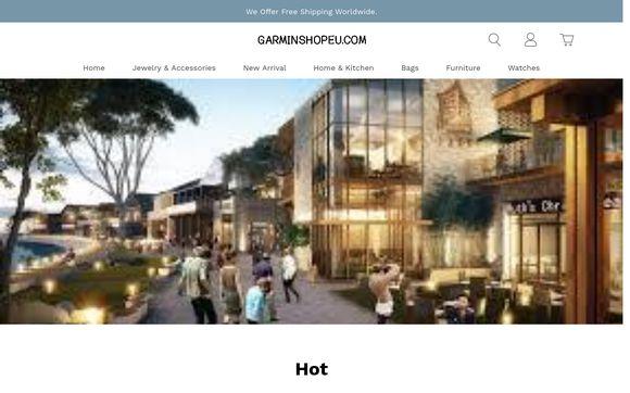 Garminshopeu.com