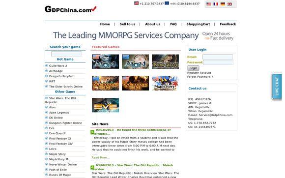 GDPChina.com