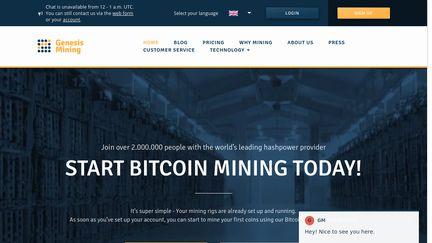 Genesis-Mining Reviews - 4 Reviews of Genesis-mining com