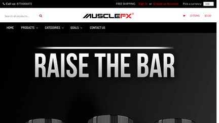 MUSCLE FX®