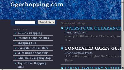 Ggoshopping.com