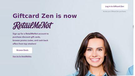 Giftcard Zen
