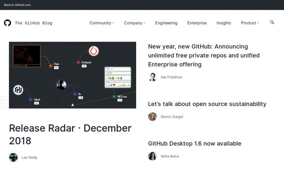 Github.blog