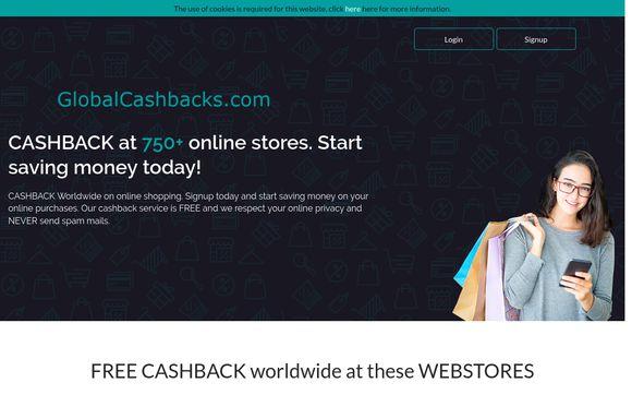 GlobalCashbacks.com
