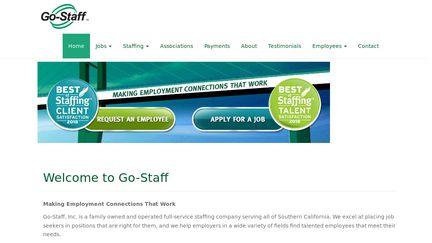 Go-staff