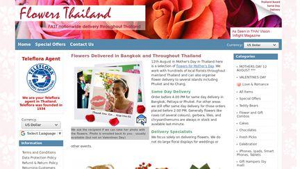 FlowersThailand