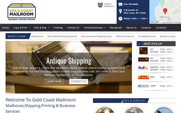 Gold Coast Mailroom