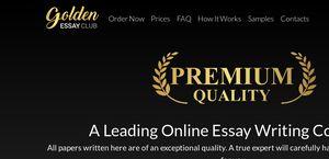 Golden Essay Club