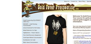 Gold Fever Prospecting