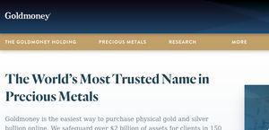 Goldmoney Complaints