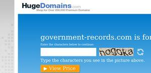 Government-records