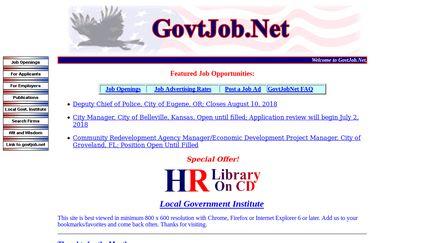 GovtJob.net
