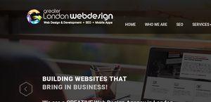 Greater London Web Design