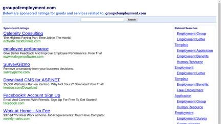 GroupofEmployment