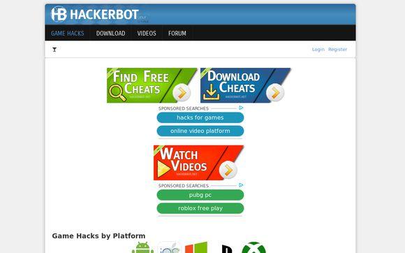 HackerBot.net