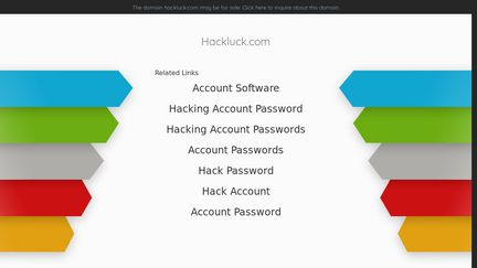 HackLuck.com