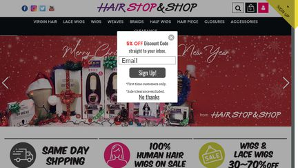HairStopAndShop