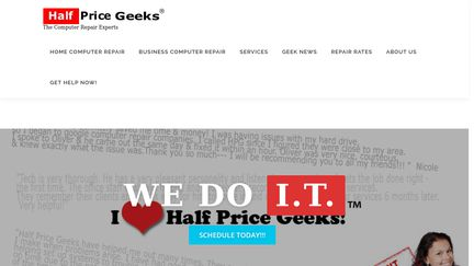 Half Price Geeks