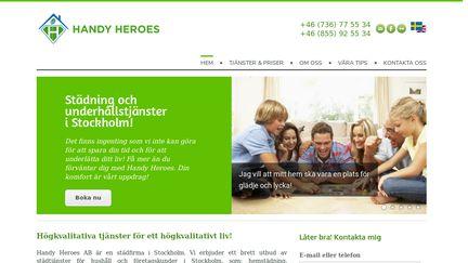 HandyHeroes.se