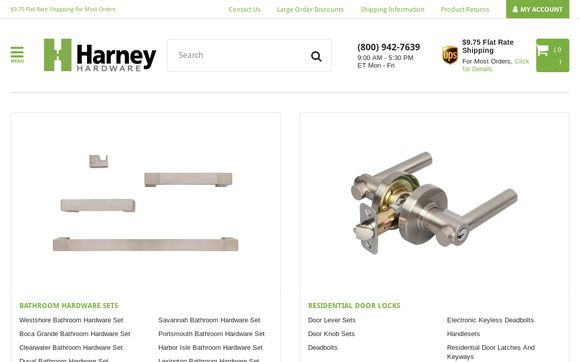 Harney Hardware