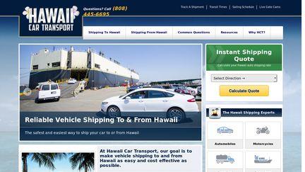 Hawaiicartransport.com