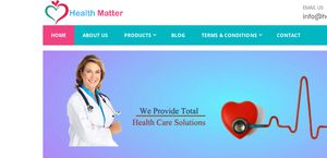 Health Matter