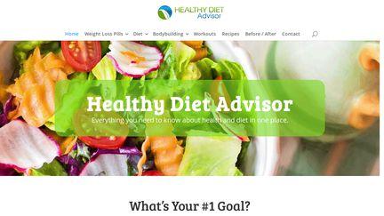 HealthyDietAdvisor