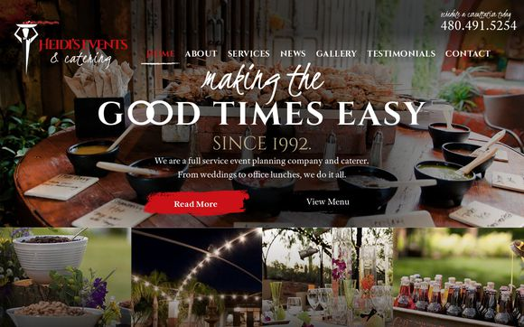 Heidi's Catering & Events