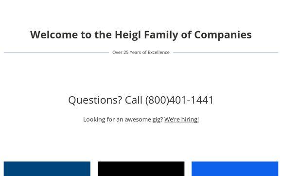The Heigl Family