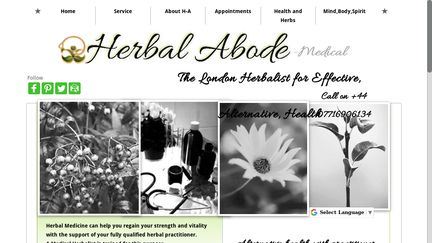Herbal Abode-Medical Herbalist