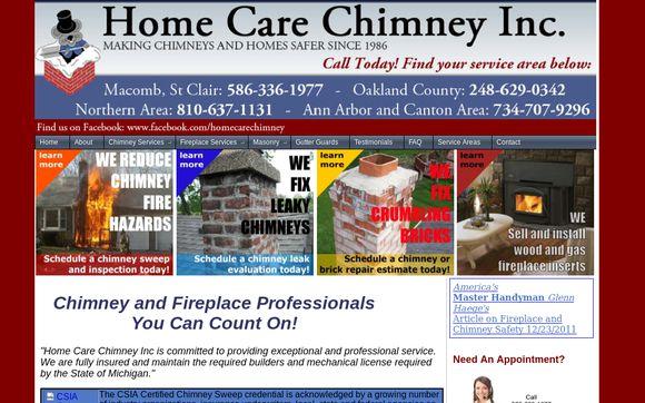 Homecarechimney
